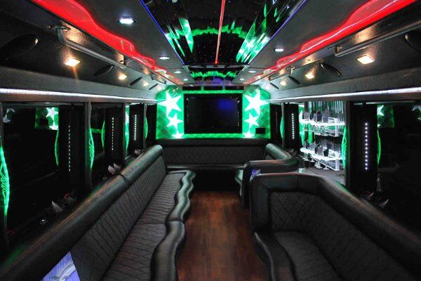 Tampa Party Buses Party Bus Rental Tampa Fl