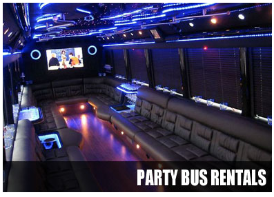 Party Bus Service New Orleans LA