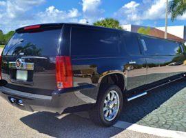 limo service Tampa escalade