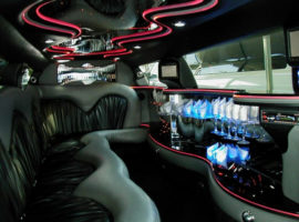 Chysler 300 Tampa Limousine