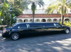 limousine Tampa chrysler 300