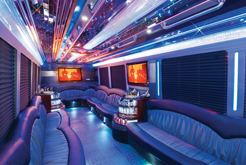 Party Bus Rental Tampa FL
