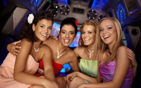 Cheap Limo Birthday Party